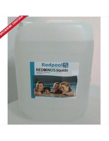 Riduttore ph Liquido 18 litri Redpool